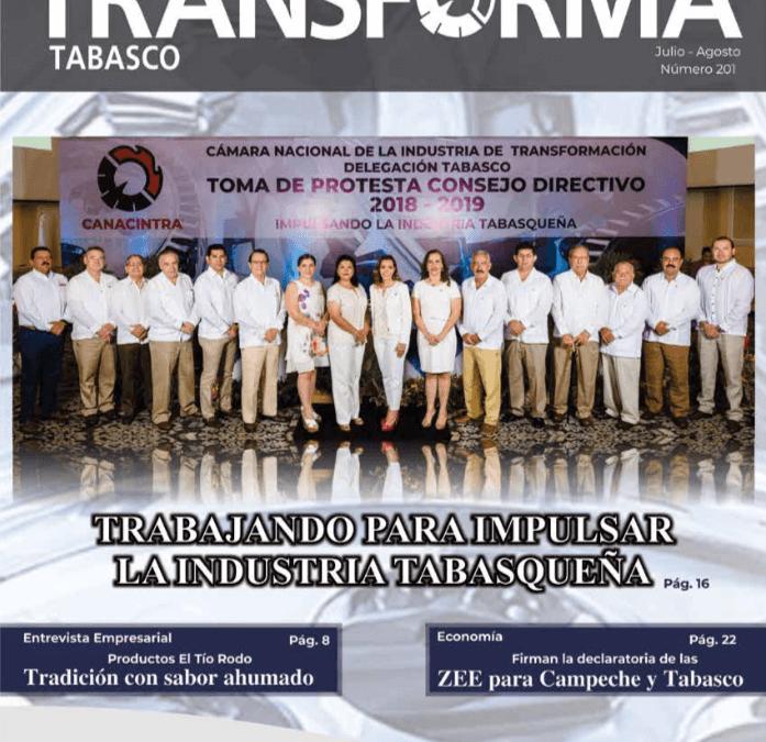 Revista Julio – Agosto 2018