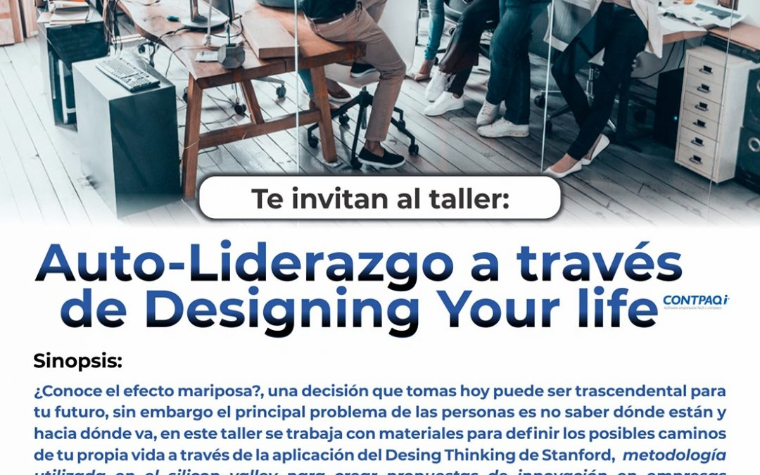 Auto-Liderazgo a través de Designing Your Life