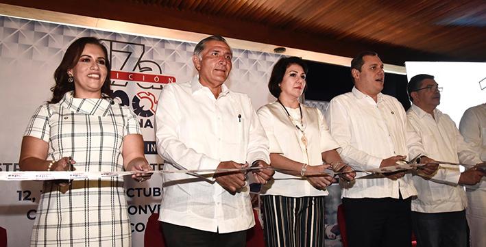 Triunfa la Expo Industrial CANACINTRA Tabasco 2019