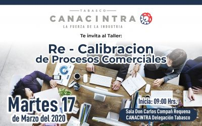 Re- Calibración de Procesos Comerciales
