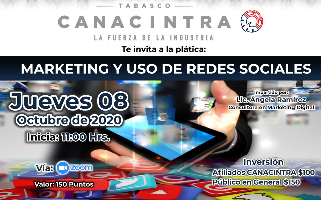 Marketing y uso de redes sociales