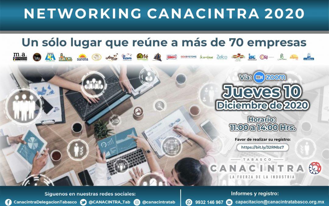 Networking CANACINTRA 2020