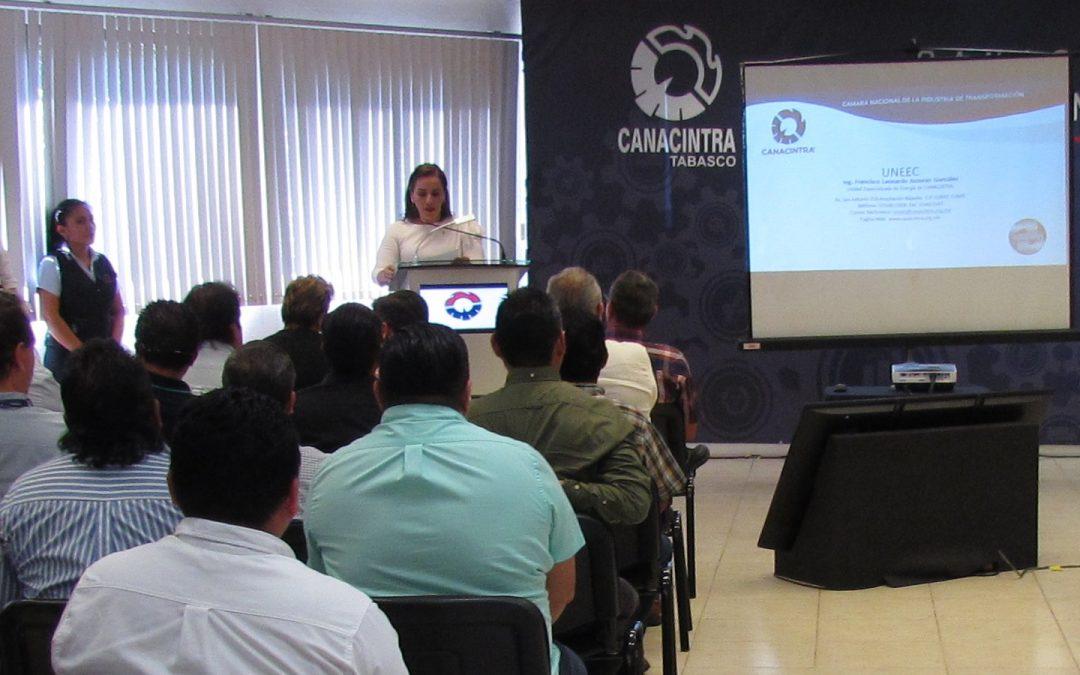 Presenta CANACINTRA el  Programa Masivo de Código Red
