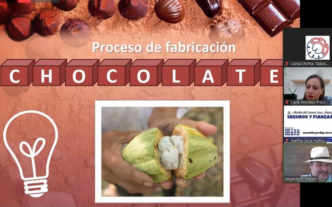 Distinguir un buen chocolate