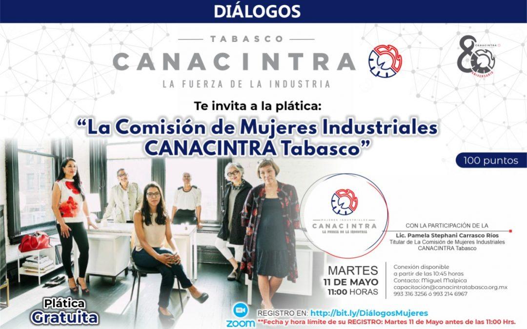 La Comisión de Mujeres Industriales CANACINTRA Tabasco