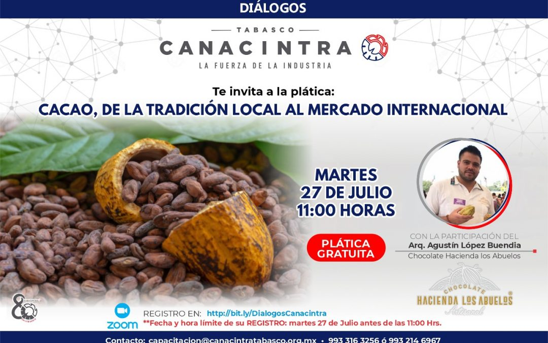 Cacao, de la tradición local al Mercado internacional